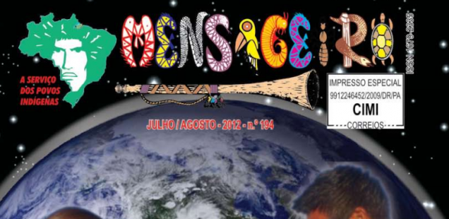 Mensageiro OnLine – Julho/Agosto 2012, n.194