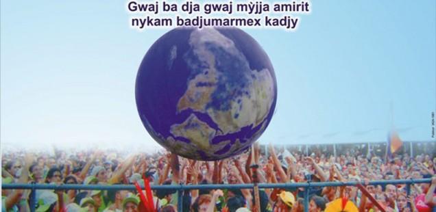 Cartas dos estudantes munduruku- Protesto contra a violência