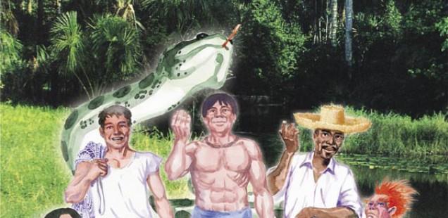 """Mensageiro Especial """"Mutirão para a Amazônia"""""""