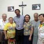 Belém visita a Dom Teodoro na Cúria