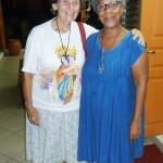 Com Fabienne de Bay Lamen Yana - Cayenne