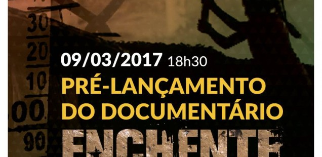 Lançamento do documentário 'Enchente: o outro lado da Barragem Norte', sobre a grande obra que impactou a vida do povo Xokleng Laklãnõ