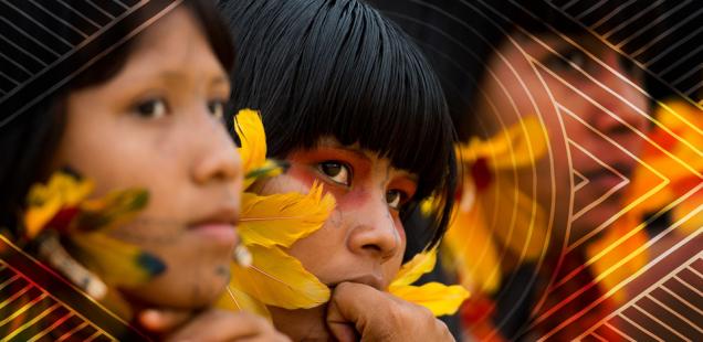 Cerca de 7 mil indígenas ocuparam ruas e rodovias de 13 estados contra o marco temporal