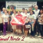 4º CONGRESSO  MISSIONÁRIO NACIONAL: A Alegria do Evangelho para uma Igreja em saída